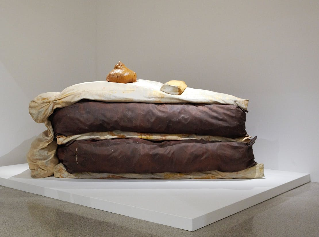 I Am For An Art Claes Oldenburg On His 1961 Ode To Possibilities