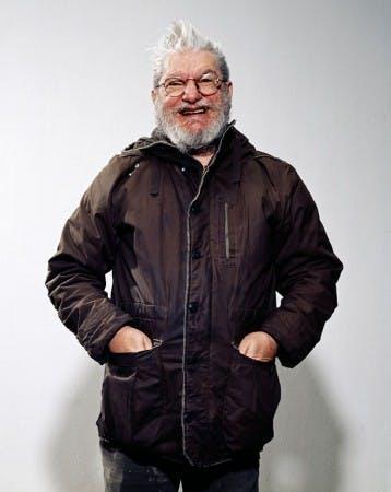 Dan Graham Portrait