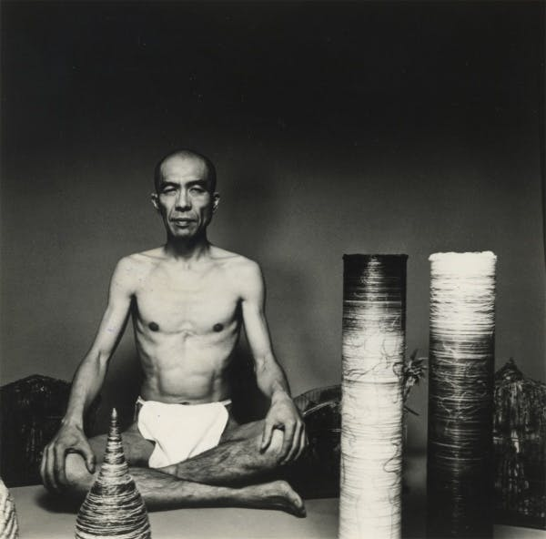 Portrait of Tetsumi Kudo, August 20, 1981