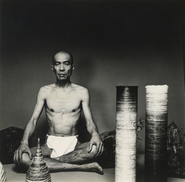 Portrait of Tetsumi Kudo, August 20,1981