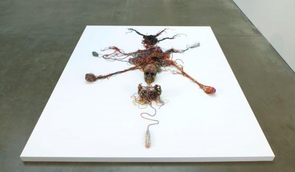 Tetsumi Kudo, The Survival of the Avant-garde (Le survivance de l'avant-garde), 1985