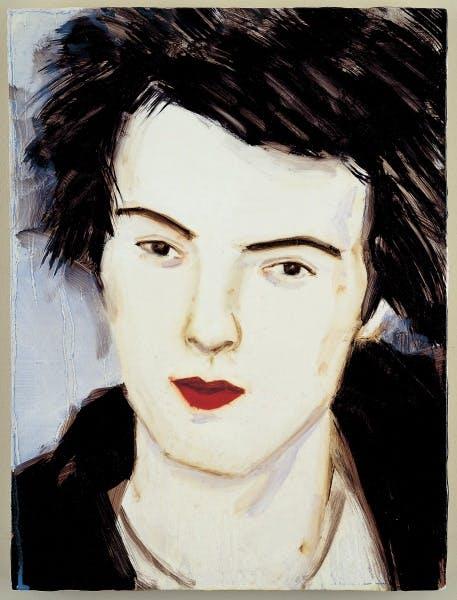Elizabeth Peyton, John Simon Beverley Ritchie, (Sid), 1995