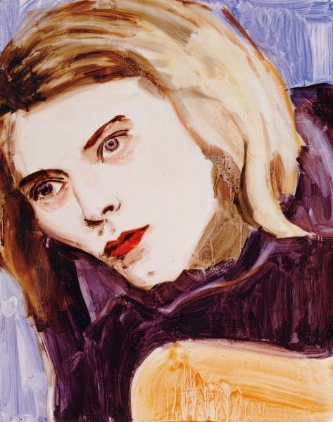 Elizabeth Peyton, Kurt, 1995