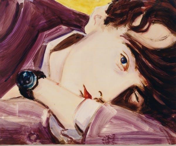 Elizabeth Peyton, Jarvis, 1996