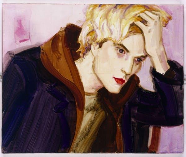 Elizabeth Peyton, Craig, 1997