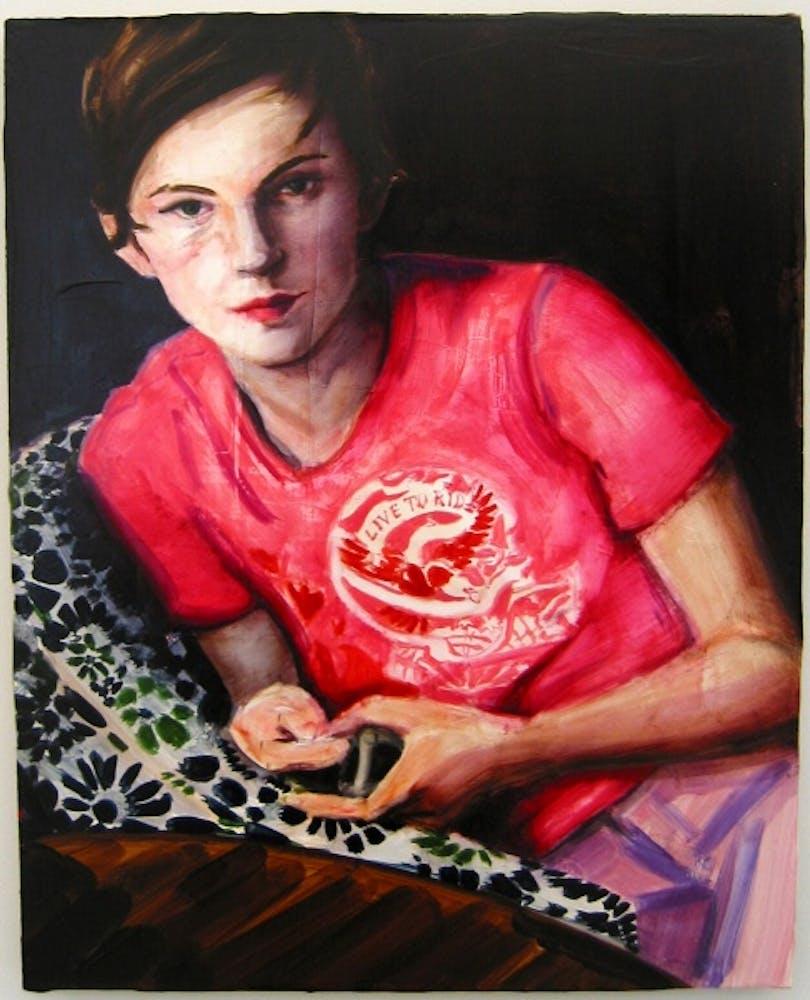 Elizabeth Peyton, Live to Ride (E.P.), 2003