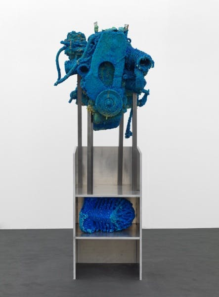 Roger Hiorns, Untitled, 2007