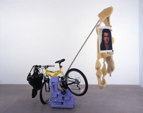 Rachel Harrison, Huffy Howler, 2004