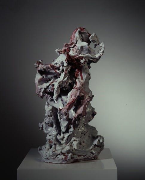Lucio Fontana, Deposizione, 1953