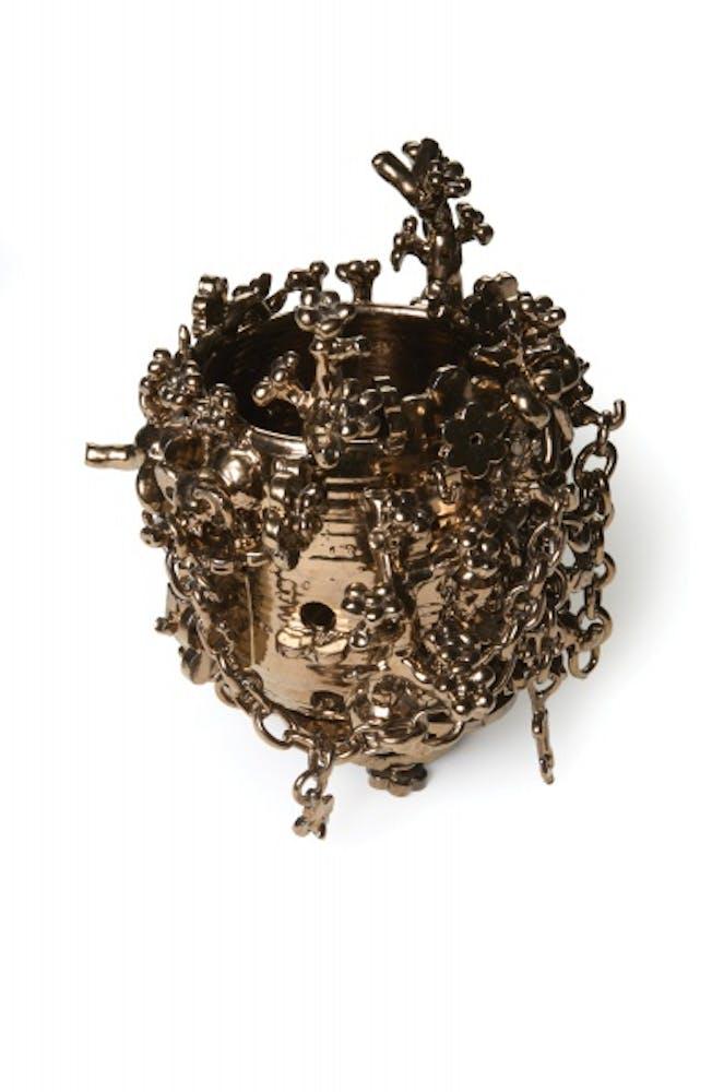 Jeffry Mitchell, Pickle Jar, 2005