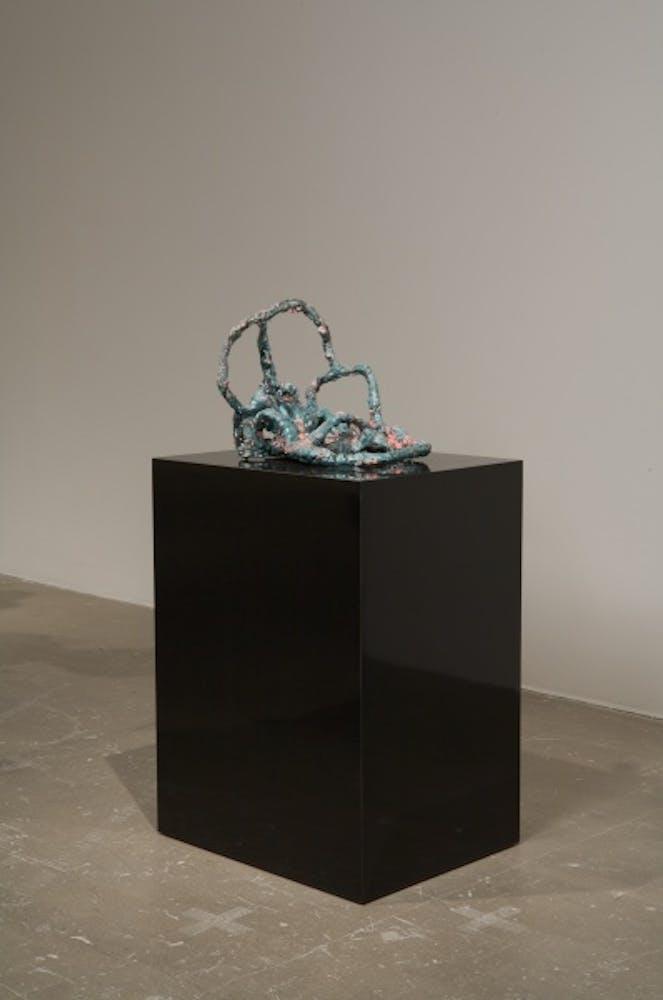 Sterling Ruby, Blue Angel, 2007
