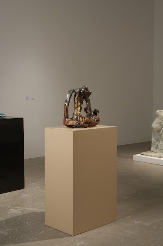 Sterling Ruby, Pyrite Fourchette, 2007