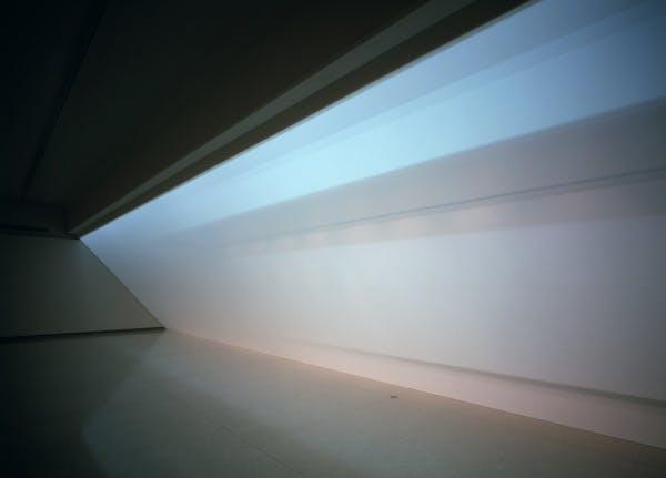 Robert Irwin, untitled, 1971