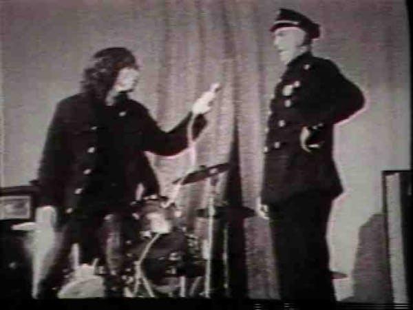 Dan Graham, Stills from Rock My Religion, 1982-1984