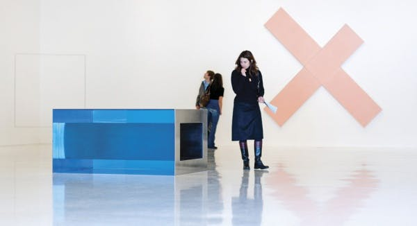 Installation view of the exhibition Elemental