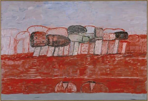 Philip Guston, Bombay, 1976