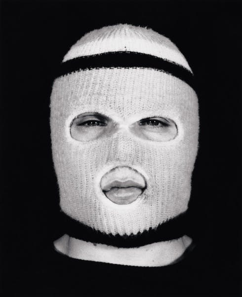 Chris Burden, You'll Never See My Face in Kansas City