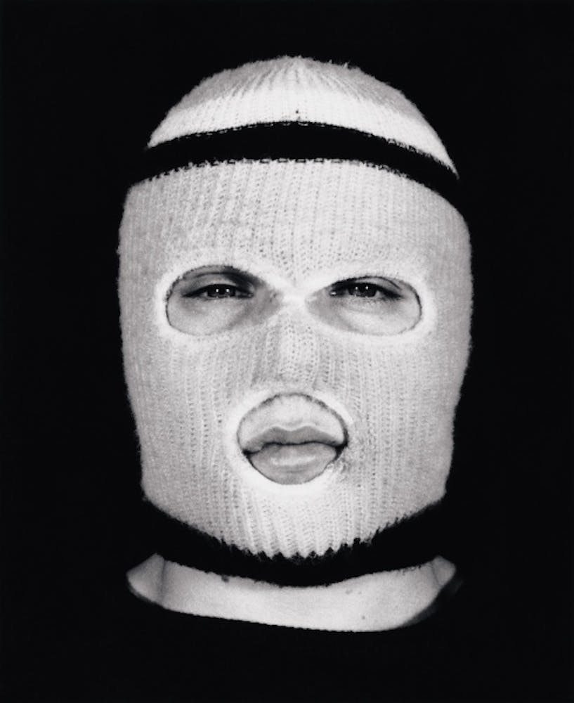 Chris Burden, You'll Never See My Face in KansasCity