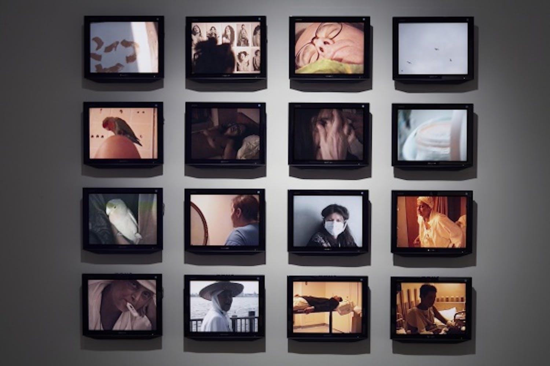 Hannah Wilke, Intra-Venus Tapes, 1990–1993