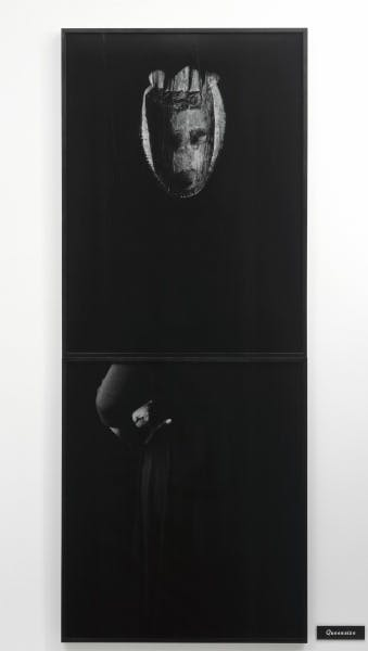 Lorna Simpson, Queensize, 1991