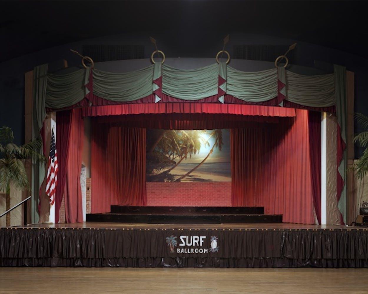 Alec Soth, Surf Ballroom, 1999