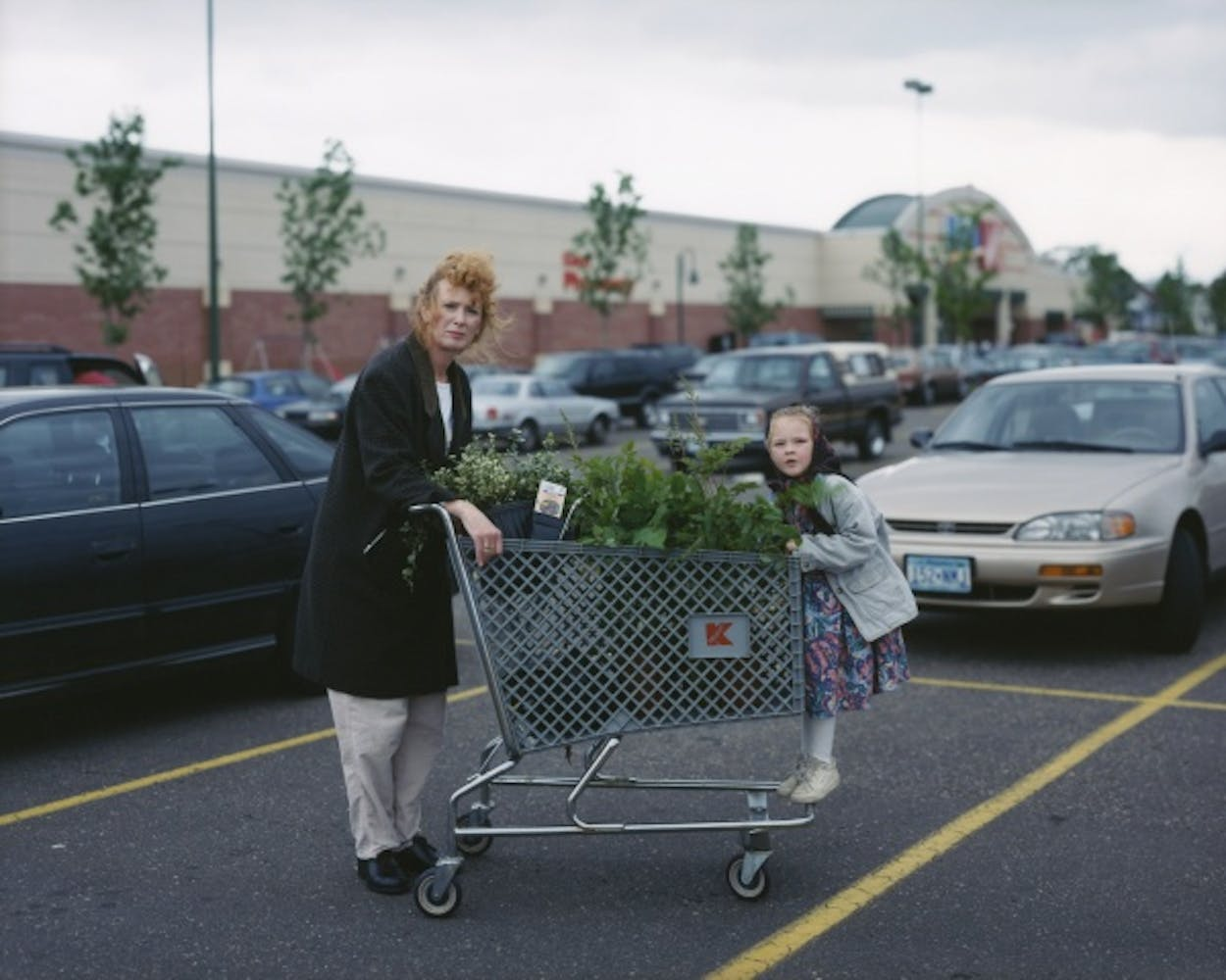 Alec Soth, Mother and Daughter, St. Paul, Minnesota, 1999