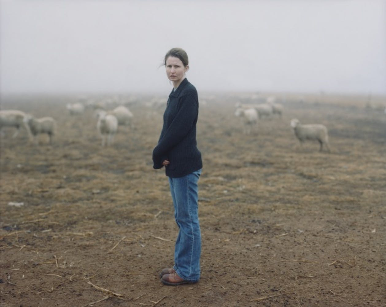 Alec Soth, Stacey, South Plains, Texas, 2004