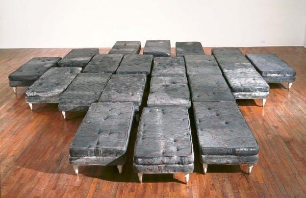 Guillermo Kuitca Untitled, 1992, 1992