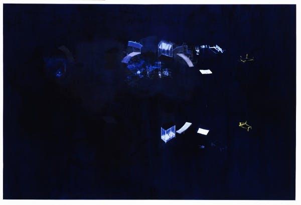 Guillermo Kuitca Untitled, 1998