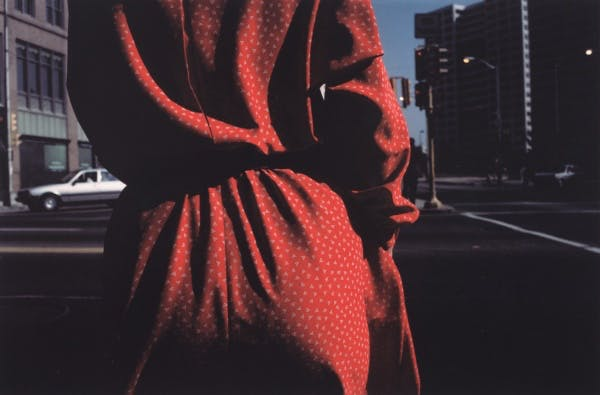 Harry Callahan, Atlanta, 1984