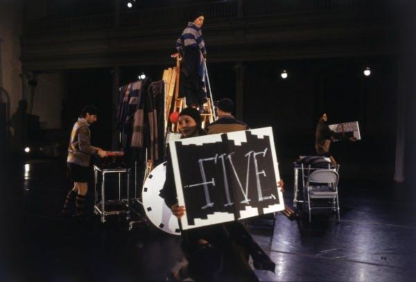 David Gordon/Pick-Up Company, Dancing HenryFive