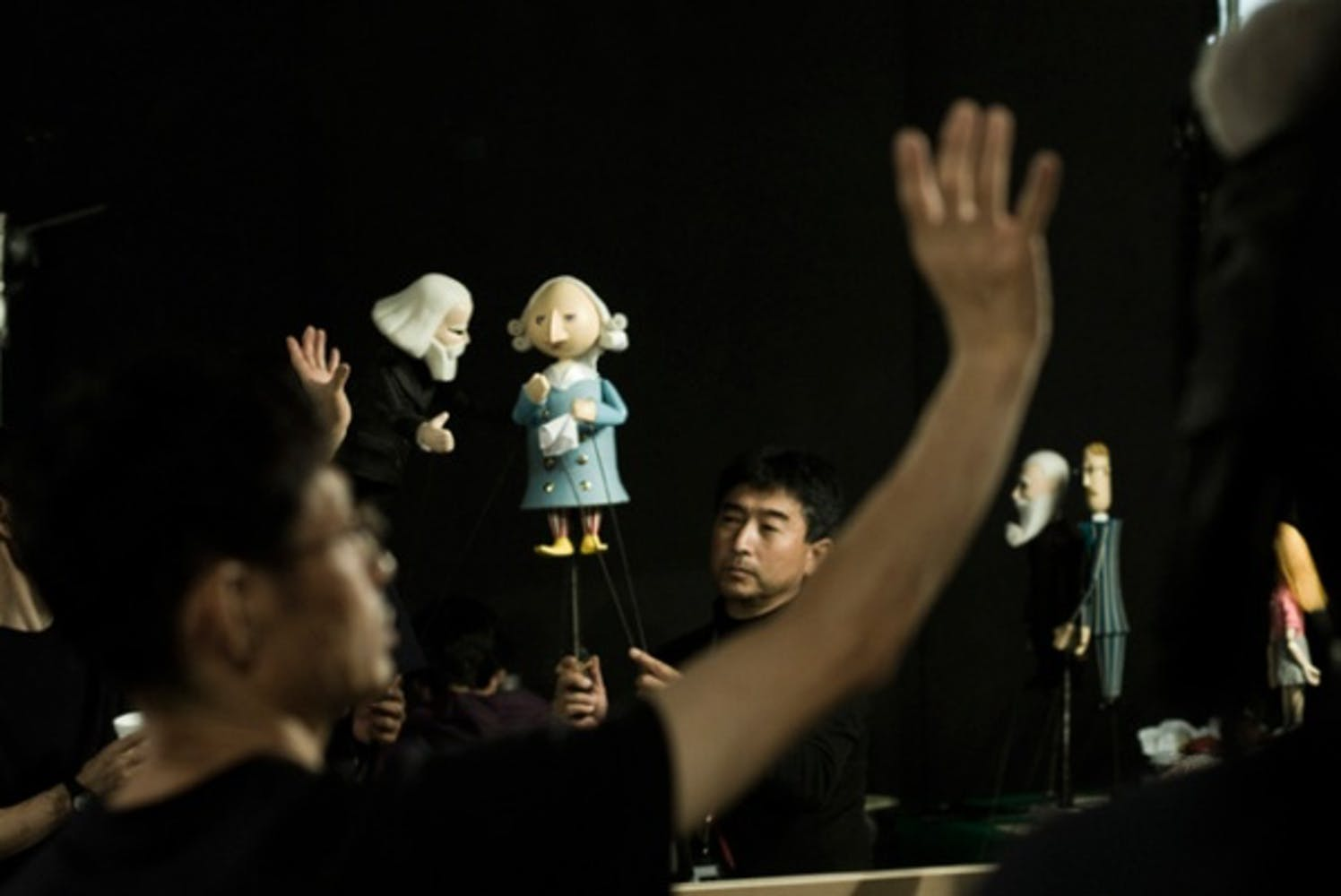 Pedro Reyes, Baby Marx pilot in production, 2009