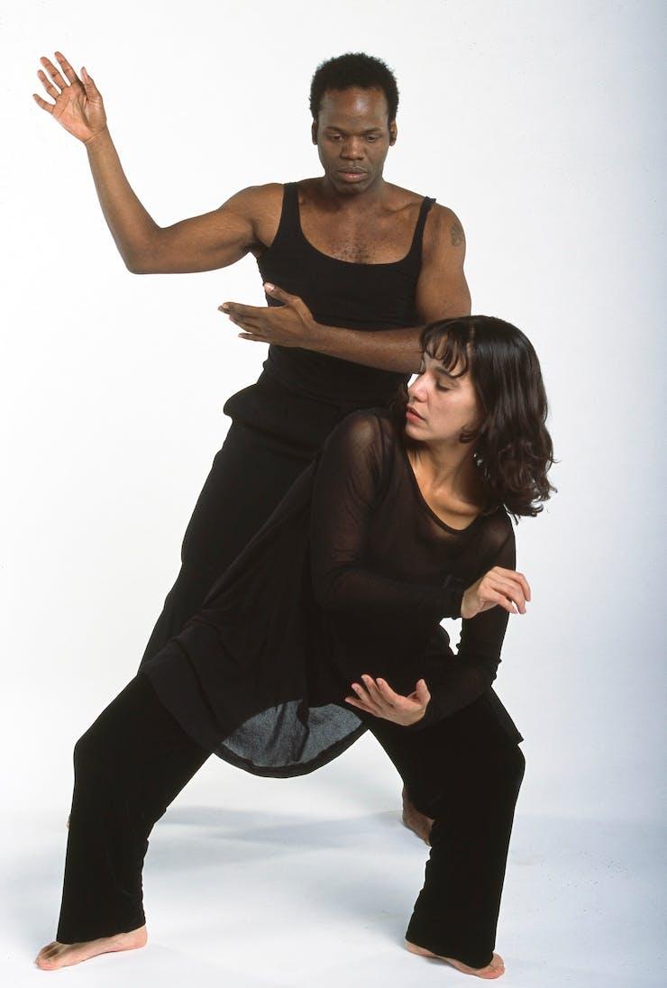 Rosy Simas & Baraka de Soleil, Residue, 2001
