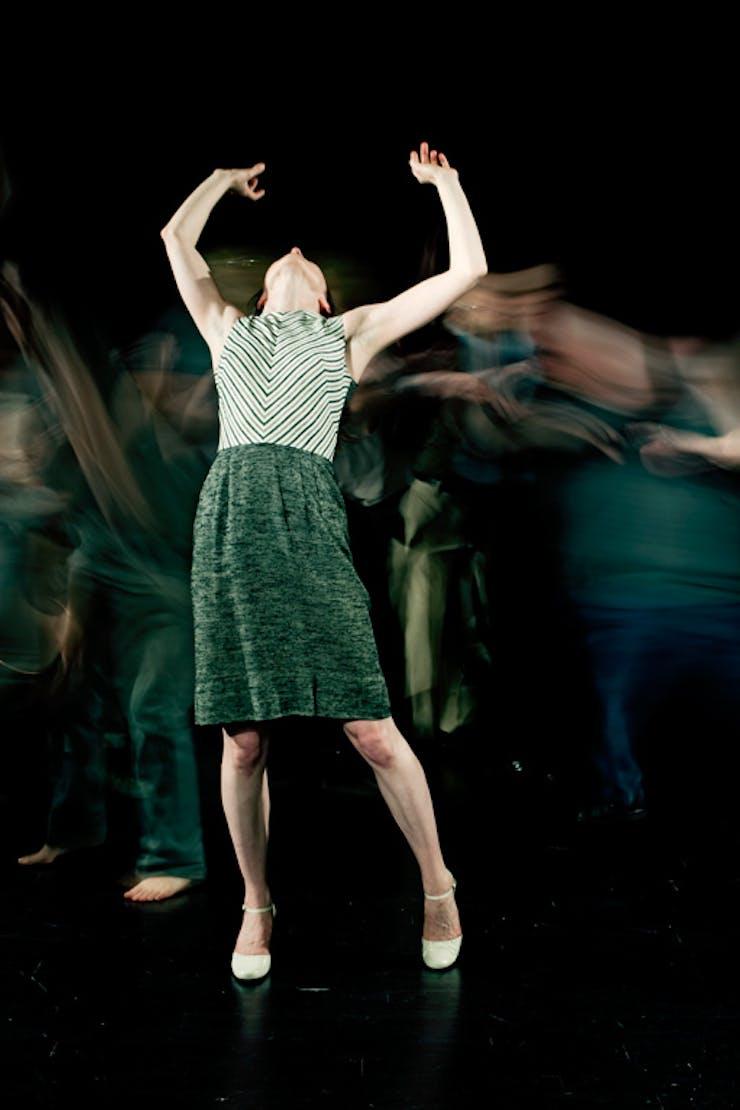 Vanessa Voskuil, en masse, 2009