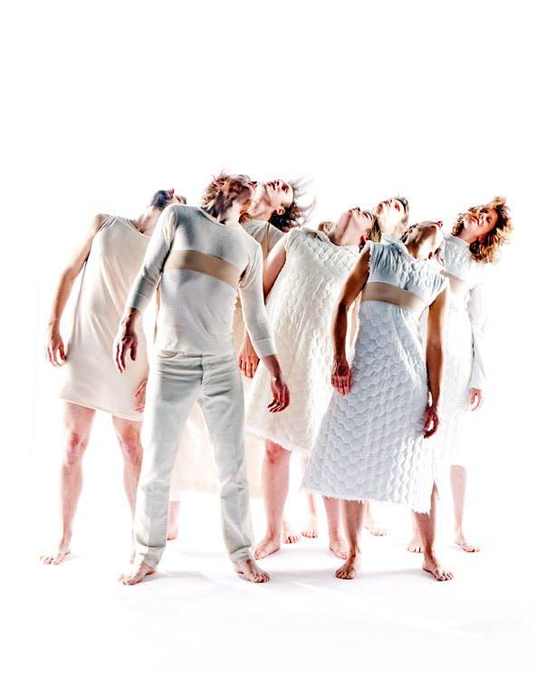 Morgan Thorson dance
