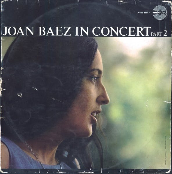 Joan Baez in Concert, Part 2
