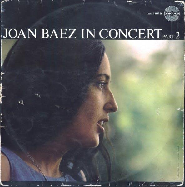 Joan Baez in Concert, Part2