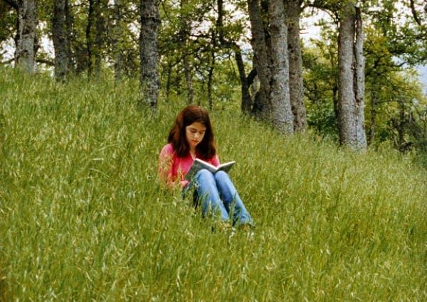 Sharon Lockhart, Film still from Pine Flat, 2005