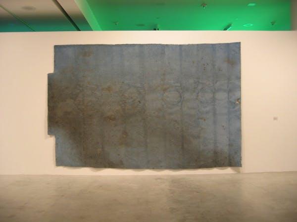 Rodney McMillian, Untitled, 2004