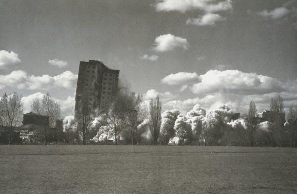 Rachel Whiteread, Demolished, 1996