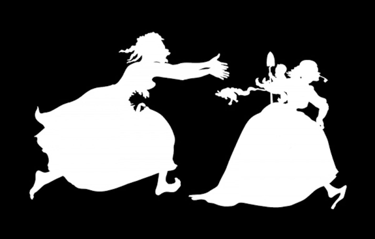 Kara Walker, Excavated from the Black Heart of a Negress, 2002