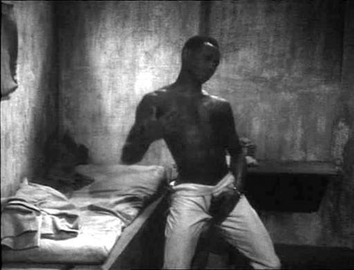 Un chant damour (1950) - Jean Genet   Synopsis