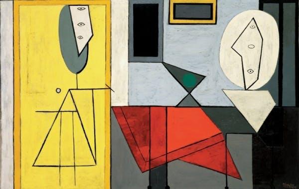 Pablo Picasso, The Studio (audio guidestop)