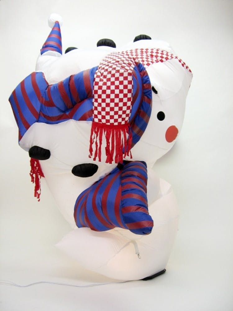 floto+warner, Snowman, 2004