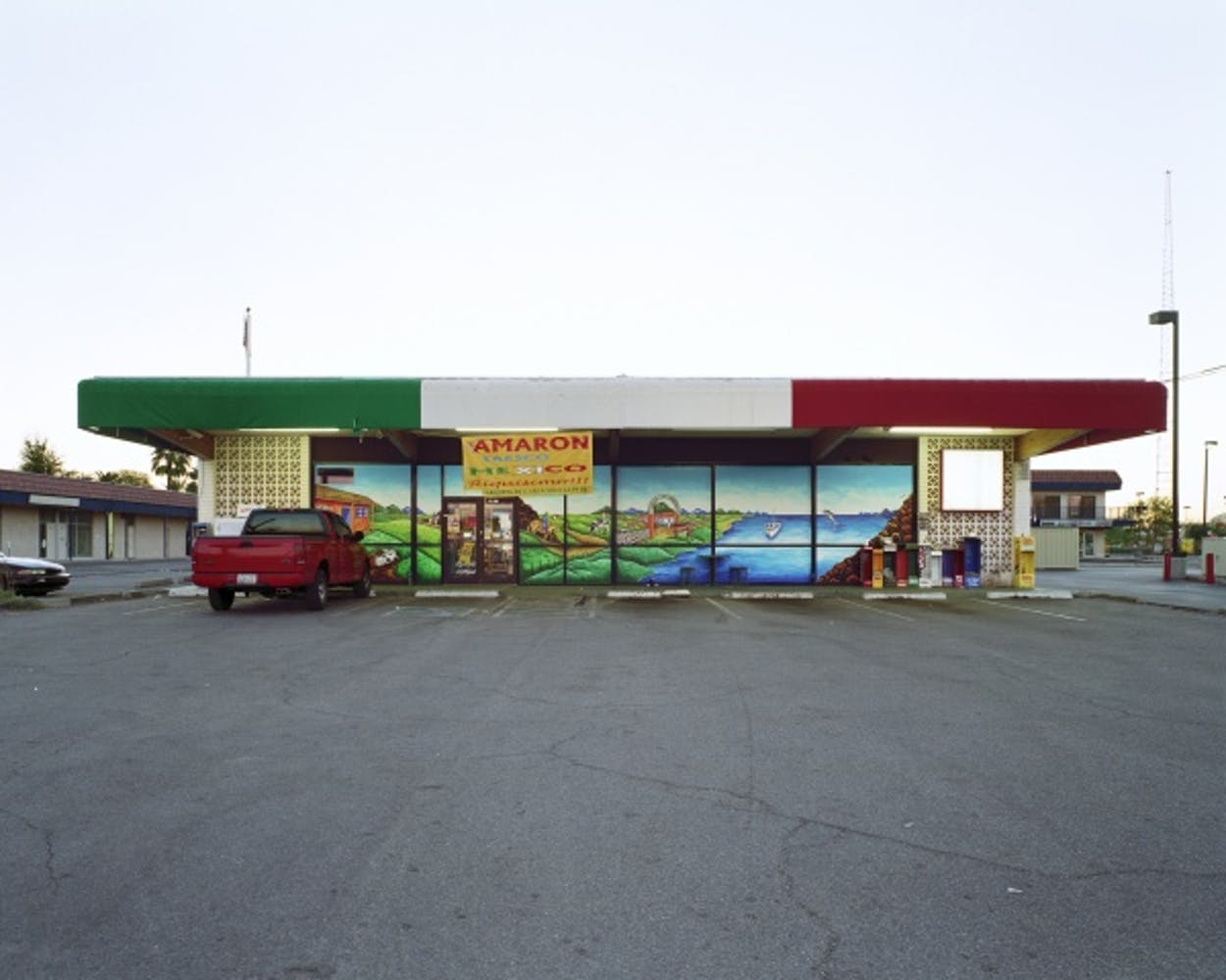 Paho Mann, Re-inhabited Circle K's (Phoenix), 2004–2006