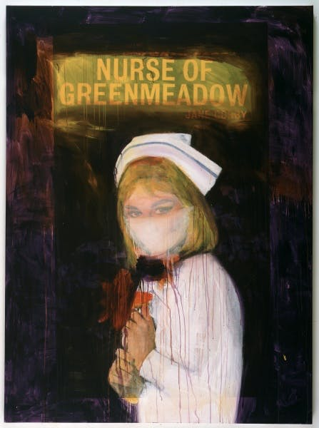 Richard Prince, Nurse of Greenmeadow, 2002