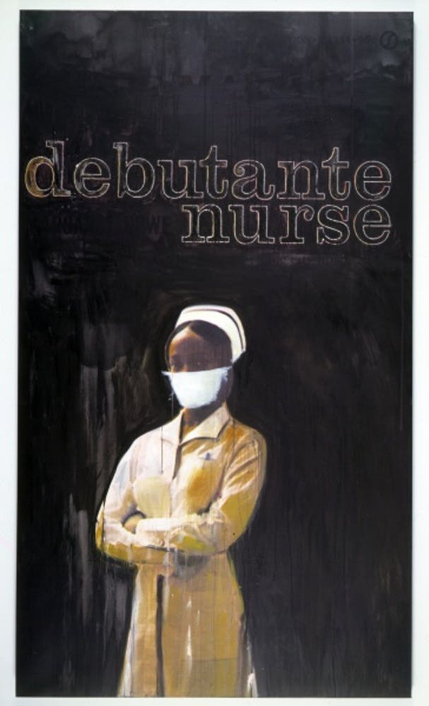 Richard Prince, Debutante Nurse, 2004