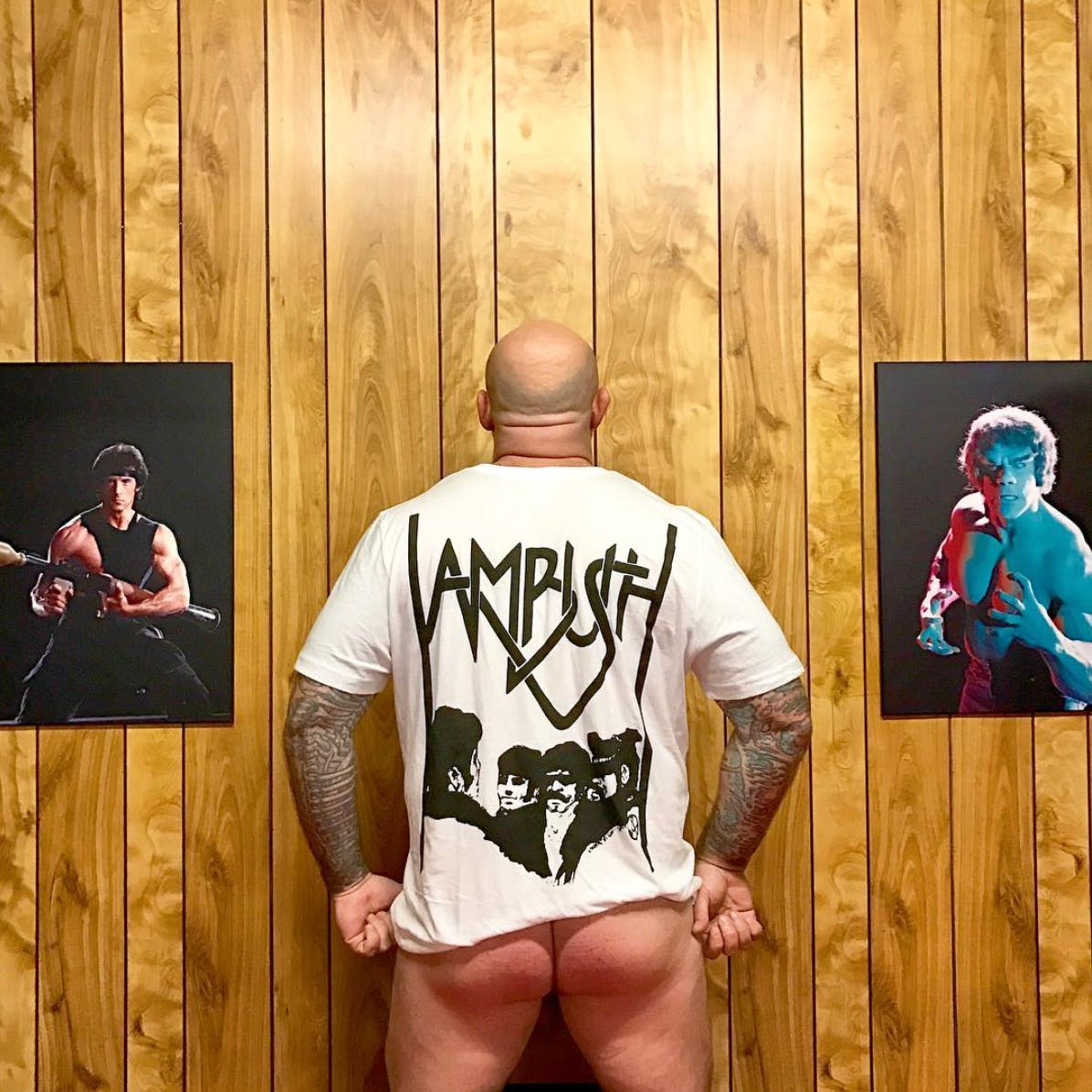 The Bootleg T-Shirt Show I, II, III