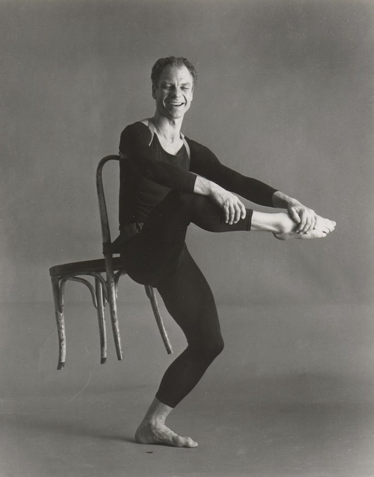 Merce Cunningham, Robert Rauschenberg, Antic Meet