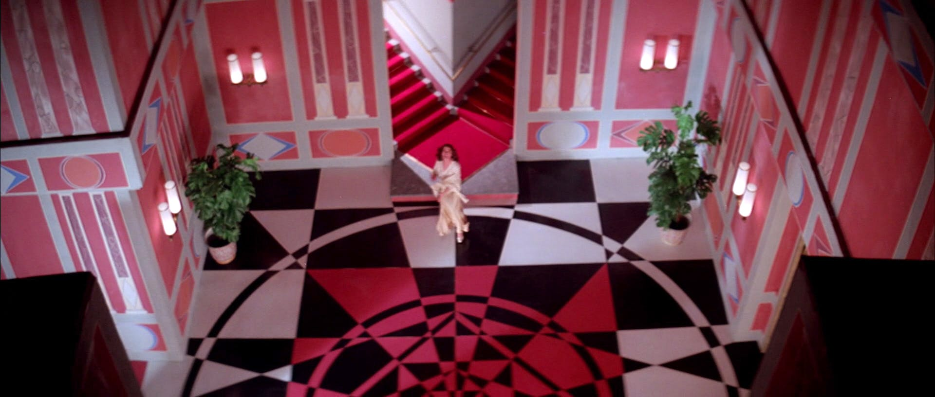 Still from Dario Argento's Suspiria